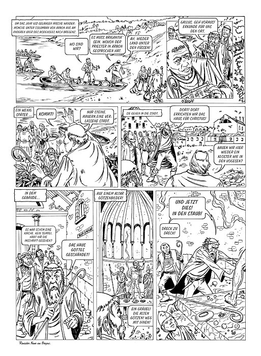Comic Storyboards | Storyboard Und Comic Jan Hoffmann Illustrationen